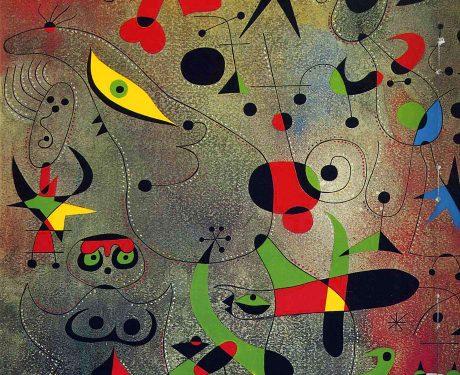 20 aprile, l'artista del giorno: Joan Miró