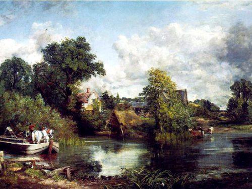 11 giugno, l'artista del giorno: John Constable