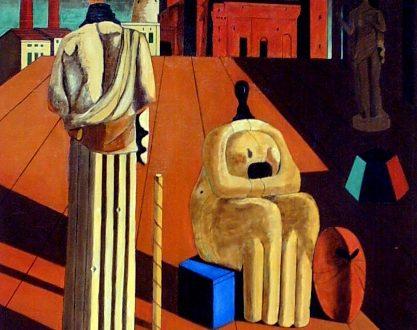 10 luglio, l'artista del giorno: Giorgio de Chirico