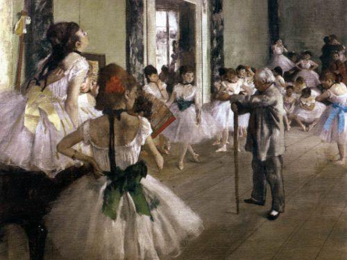 19 luglio, l'artista del giorno: Edgar Degas