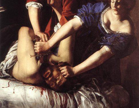 8 luglio, l'artista del giorno: Artemisia Gentileschi