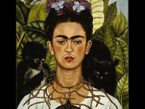 6 luglio, l'artista del giorno: Frida Kahlo