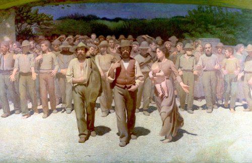 28 luglio, l'artista del giorno: Giuseppe Pellizza da Volpedo