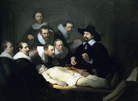 15 luglio, l'artista del giorno: Rembrandt