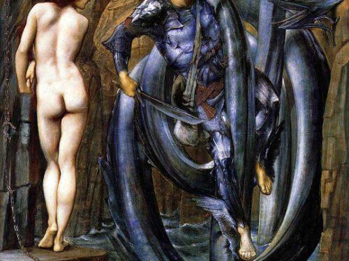 28 agosto, l'artista del giorno: Edward Burne-Jones
