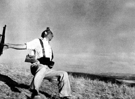 22 ottobre, l'artista del giorno: Robert Capa