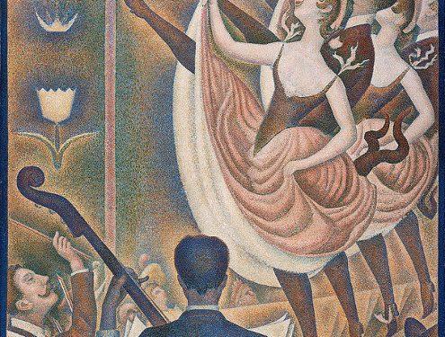 2 dicembre, l'artista del giorno: Georges Seurat