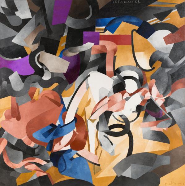 Francis Picabia - Edtaonisl - 1913, olio su tela, Art Institute, Chicago