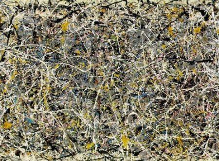 28 gennaio, l'artista del giorno: Jackson Pollock