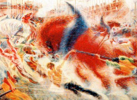 19 ottobre, l'artista del giorno: Umberto Boccioni