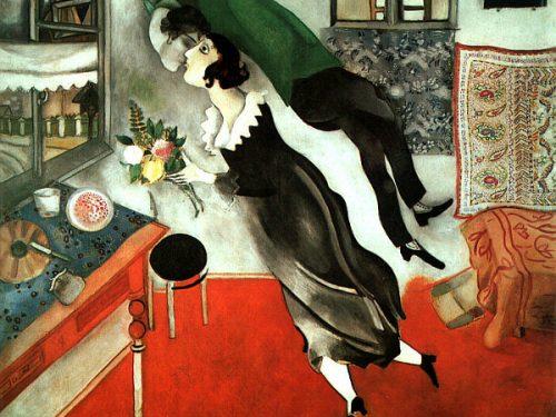 7 luglio, l'artista del giorno: Marc Chagall