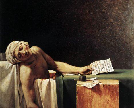 30 agosto, l'artista del giorno: Jacques-Louis David