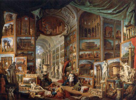 17 giugno, l'artista del giorno: Giovanni Paolo Pannini