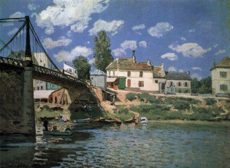 30 ottobre, l'artista del giorno: Alfred Sisley