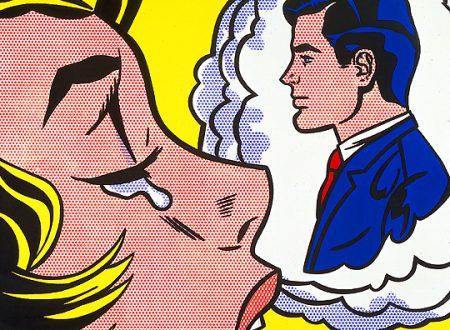27 ottobre, l'artista del giorno: Roy Lichtenstein