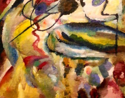 16 dicembre, l'artista del giorno: Vasilij Kandinskij