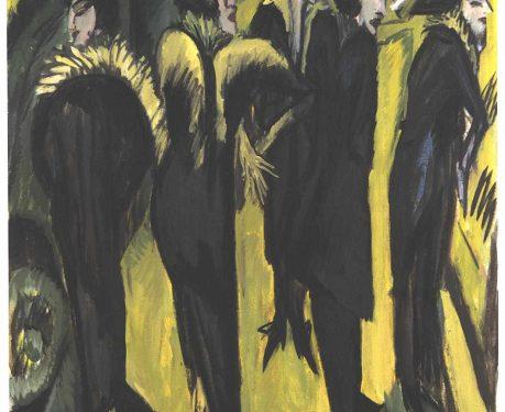 6 maggio, l'artista del giorno: Ernst Ludwig Kirchner