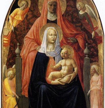 21 dicembre, l'artista del giorno: Masaccio