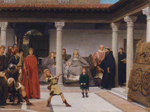 8 gennaio, gli artisti del giorno: Sebastiano Conca e Lawrence Alma-Tadema