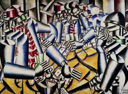 4 febbraio, l'artista del giorno: Fernand Léger