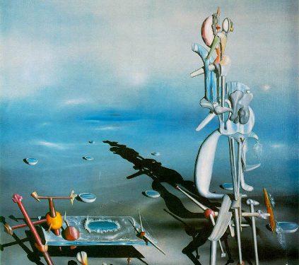 5 gennaio, l'artista del giorno: Yves Tanguy